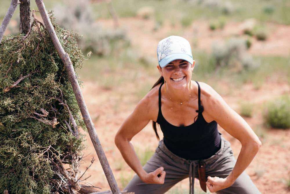 Kirsten Rechnitz - Survival Expert and Coach