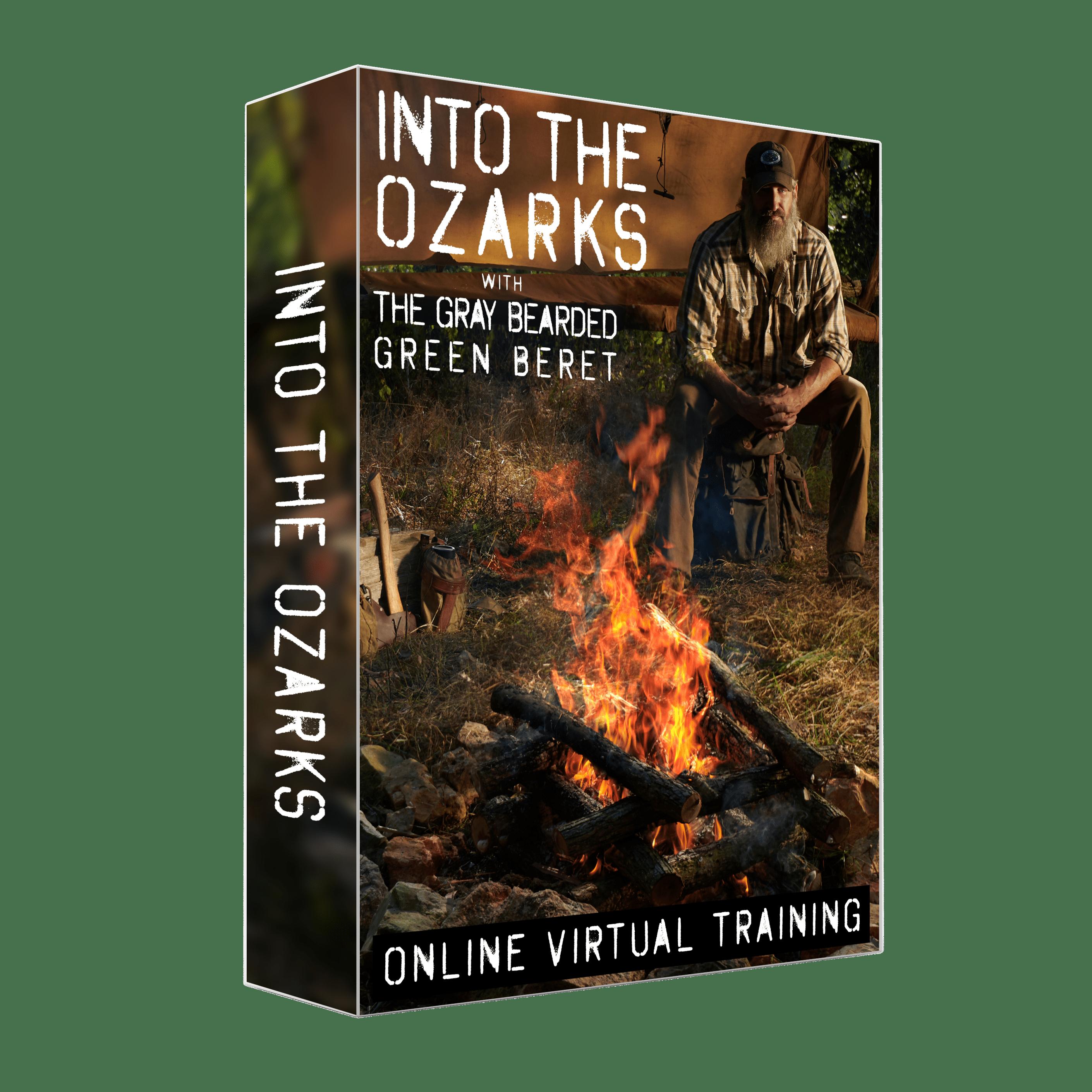 Into the Ozarks