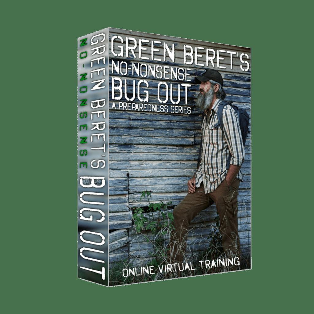 Green Beret's No-Nonsense Bug Out